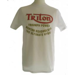 Tee Shirt Triton Triumph Power White 01.jpg