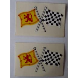 Sticker - Scottish and Chequer Crossed Flags 01.jpg
