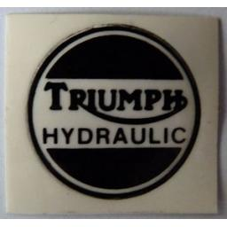 Sticker Triumph Hydraulic for Caliper Cover 01.jpg