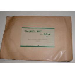 Gasket SEt BSA B34 500cc 1954 55 B8 54.JPG