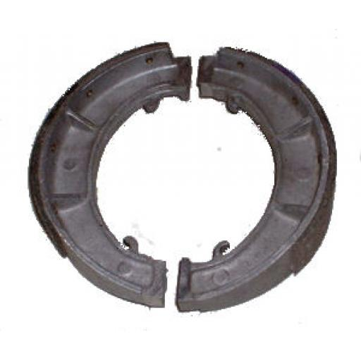 Brake Shoes - Triumph 8 in SLS T120 TR6 - 37-1732 37-1733