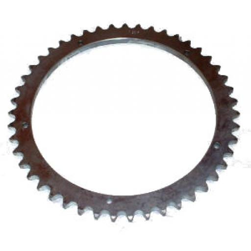 Rear Sprocket - Triumph Conical Hub - 47T - 37-3747