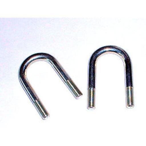 Handlebar U Bolts - 97-0660