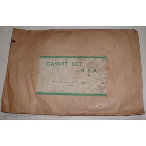 Gasket Set BSA B34 1949 B7 49.JPG