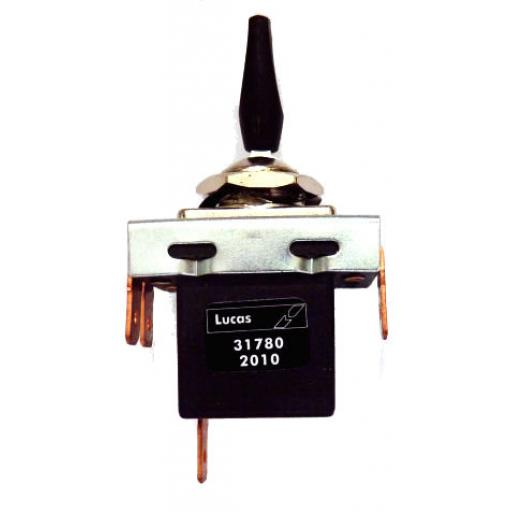 Lucas 2 position toggle switch - 57 SA - Lucas Part No 31780