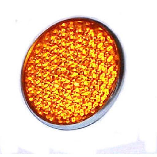 Lucas Amber 2 inch Reflector - RER14 - 99-1161