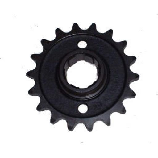 Gearbox Sprocket 18T- Triumph Unit 350 and 500cc