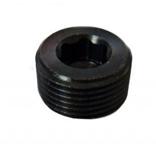 Crankshaft Plug - Triumph 350 and 500cc Unit Twins with Hexagonal Socket OE Part NO 70-9492