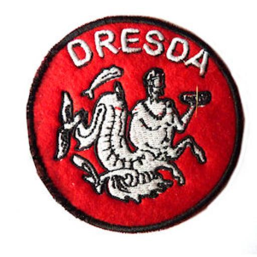 Dresda Logo Patch