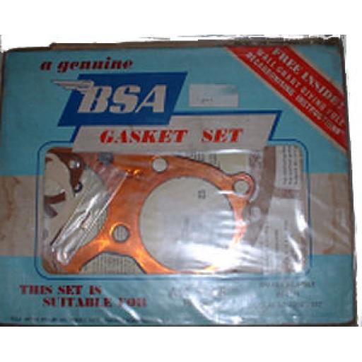 Decoke Gasket Set BSA A50 Star 00-3157.JPG