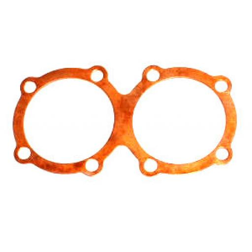 Cylinder Head Gasket - Copper - 650cc Triumph Pre Unit Twins - 6T, T110, T120 - 70-3614