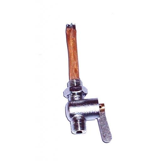 Petrol Tap - Reserve - 1/4 Gas BSP - 83-2800