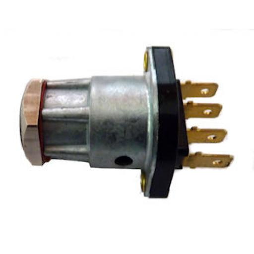 Lucas Ignition Switch Body - 30608