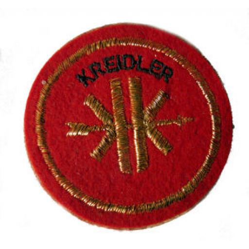 Kreidler Patch