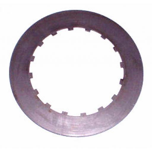 Clutch Plate - Plain/Driven - Triumph Twin Cylinder Models - 57-1363