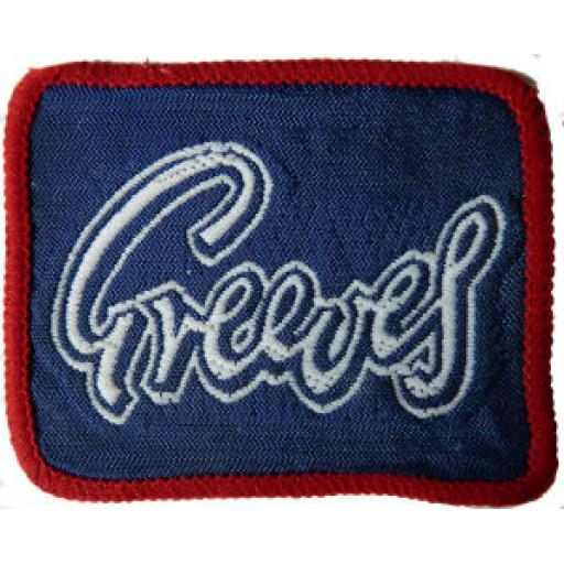 Greeves Rectangular Patch