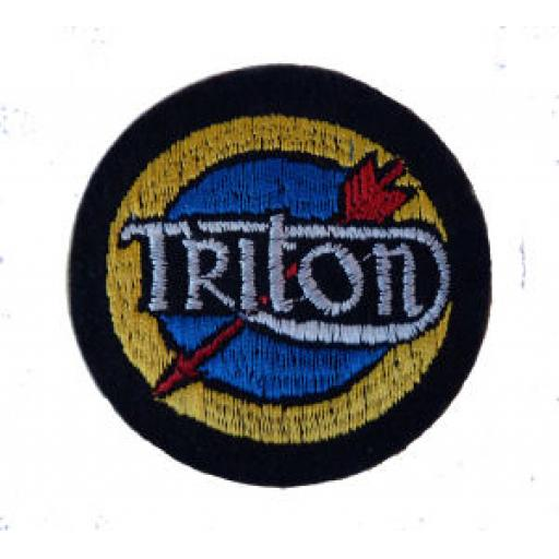 Triton Arrow Patch