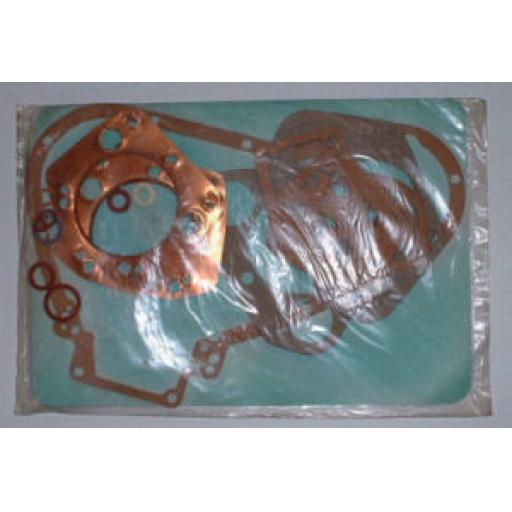 Engine Gasket Set - Royal Enfield 500cc Twin Late 1952-55