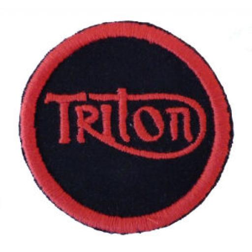 Triton Cloth Patch