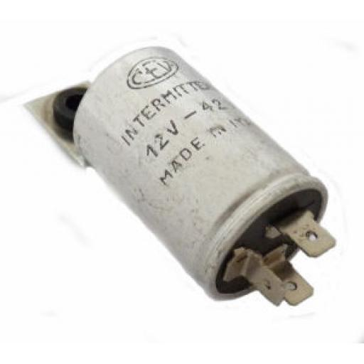 12v Indicator Flasher Unit - CEV