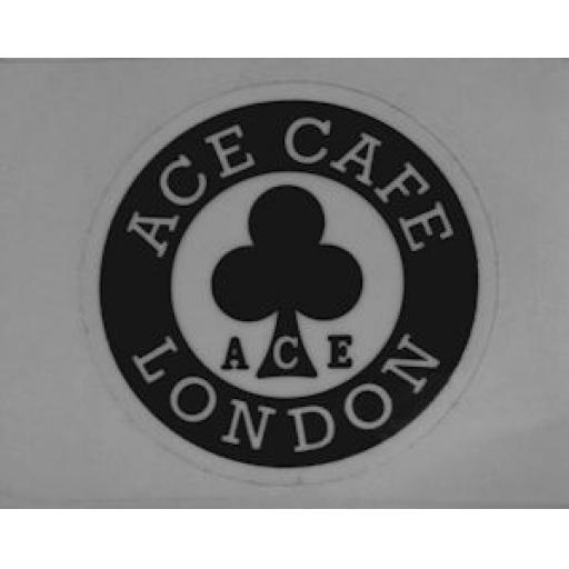 Ace Cafe London Round Sticker