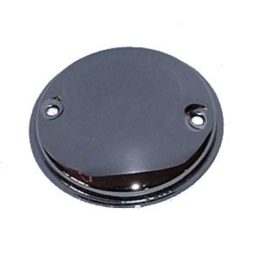 Contact Breaker Cover - Chrome - Triumph Twins - 70-8737