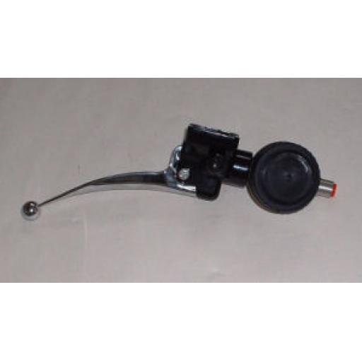 Front Master Cylinder Assembly - Triumph - 60-4102