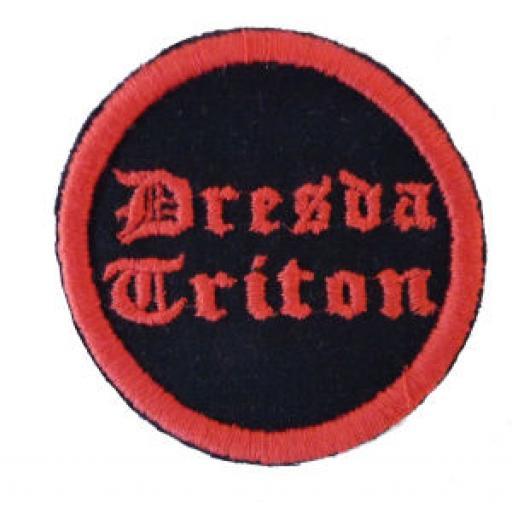 Dresda Triton Patch