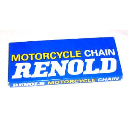 Rear Drive Chain 110-056-98 - Triumph 650cc Motorcycles 98 Links