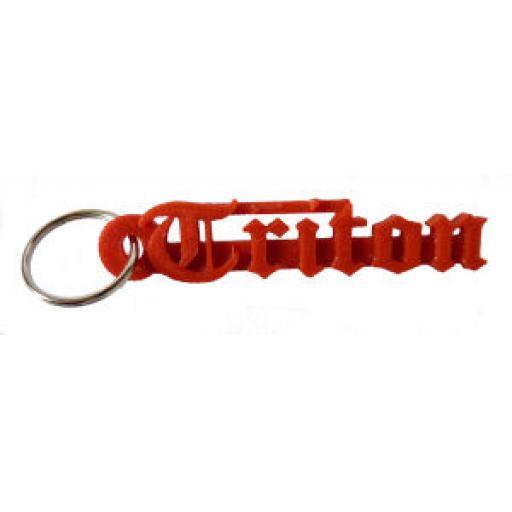 Keyring - Triton Old English 01.jpg