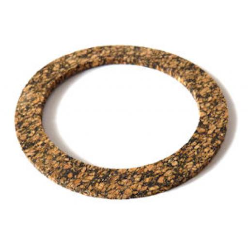 Cork Seal for Chromed 2 1/2 inch Petrol Cap : 82-4048