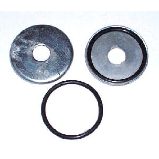 Swinging Arm Oil Seal Housings and O Rings - 83-7848