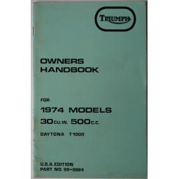 Triumph Owners Handbook 1974 T100R 01.jpg