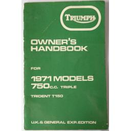 Triumph T150 Owners Handbook TRI00002 01.jpg