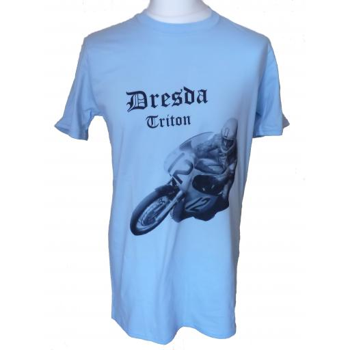 Dresda Triton Picture Tee Shirt Light Blue 01.jpg