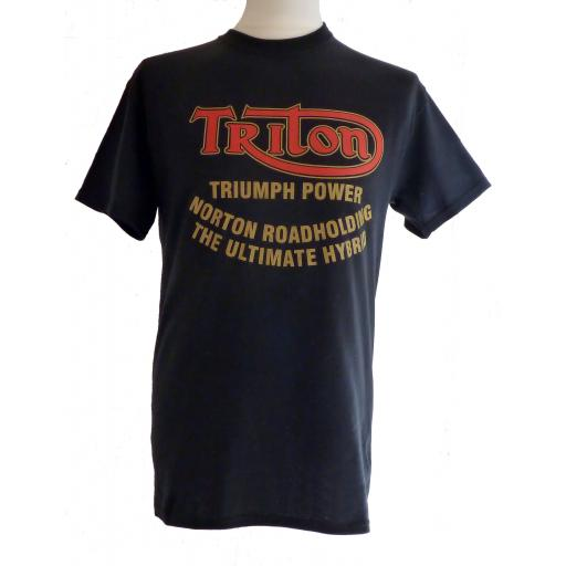 Triton - Triumph Power - Norton Roadholding