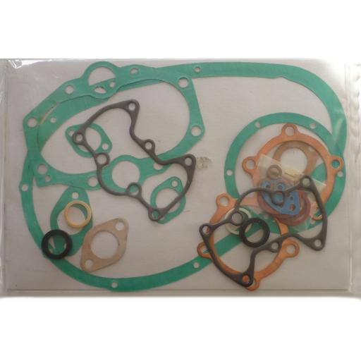 Engine Gasket Set - Triumph 650cc - 818 TRI