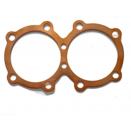Cylinder Head Gasket - Copper - 750cc Triumph Twins - T140, TR7 - 71-3681