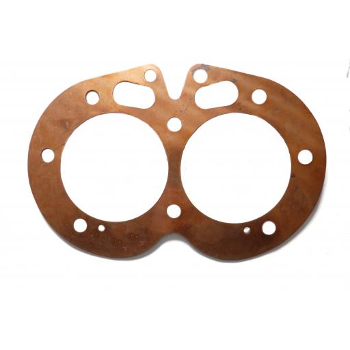 Cylinder Head Gasket - Copper - 850cc Norton Twins - Commando - 06-3811