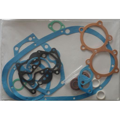 Engine Gasket Set - Triumph 650cc - 826 TRI
