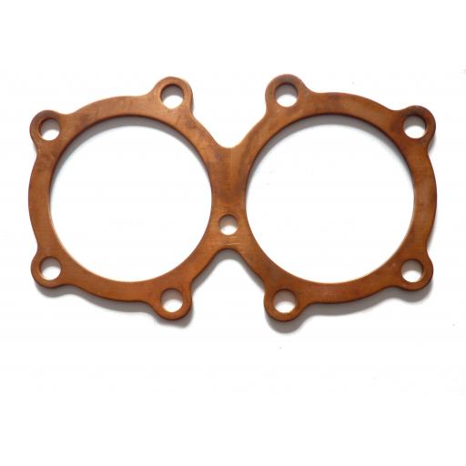 Cylinder Head Gasket - Copper - 650cc Triumph Unit Twins - T120, TR6 - 70-4547