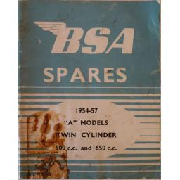 BSA A Models 1954-57 Spare Parts Cat 01.jpg