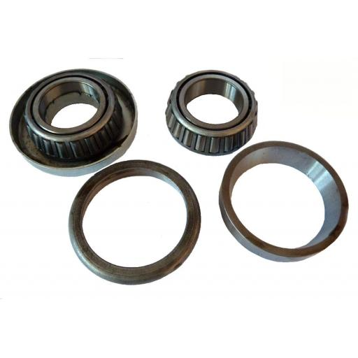 Taper Headrace Bearings - Triumph 650cc Pre Oil In Frame