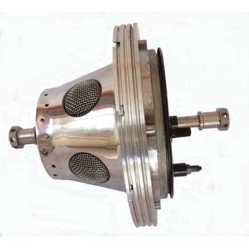 Conical Hub with Brake Plate and SS Spindle 01.jpg