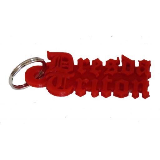 Dresda Triton Keyring/ Key Fob
