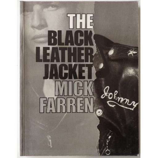 The Black Leather Jacket - Mick Farren - 1985