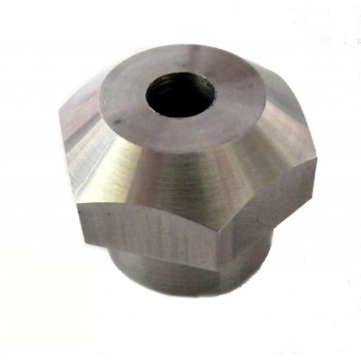 Norton Crown Nut - Stainless Steel for Norton Roadholder Forks - OE Part No 19490