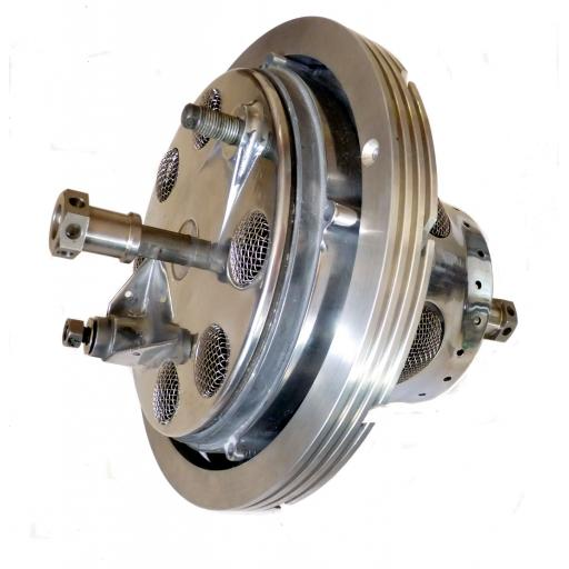 Conical Rear Polished with brake plate 04.jpg