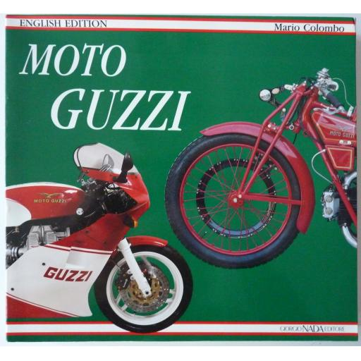 Moto Guzzi by Mario Colombo 3rd Edition 1990