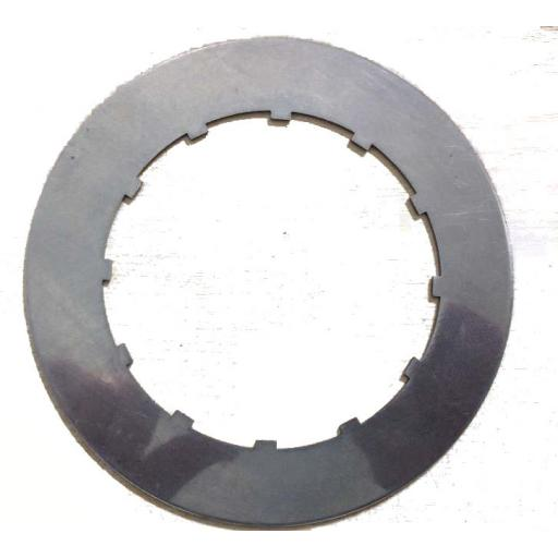 Clutch Plate - Plain/Driven - Triumph BSA Unit Singles - 57-2725